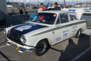 Tour Auto Optic 2000 de 2017 - Ford Cortina Lotus