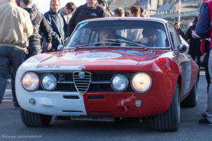 Tour Auto Optic 2000 de 2017 - Alfa Roméo Giulia Sprint GTAM
