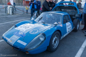 Tour Auto Optic 2000 de 2017 - Porsche 904 GTS