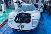 Ford GT 40 vainqueur du Tour Auto Optic 2000 de 2017