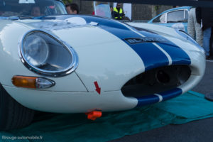 Tour Auto Optic 2000 de 2017 - Jaguar Type E 3.8l