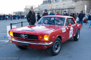 Tour Auto Optic 2000 de 2017 - Ford Mustang 289