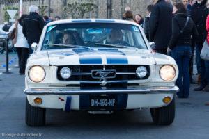 Tour Auto Optic 2000 de 2017 - Ford Mustang 289