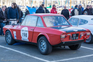 Tour Auto Optic 2000 de 2017 - Lancia Fulvia Coupé 1300