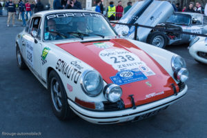 Tour Auto Optic 2000 de 2017 - Porsche 911 T