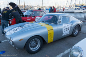 Tour Auto Optic 2000 de 2017 - Ferrari 250 GT Berlinetta