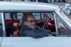 Tour Auto Optic 2000 de 2017 - Ford Galaxie 1963 - Richard Mille