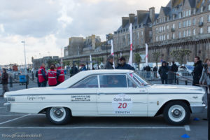 Tour Auto Optic 2000 de 2017 - Ford Galaxie 1963