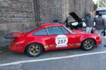 Tour Auto Optic 2000 de 2017 - Porsche 911 RS 3.0l de Derek Bell