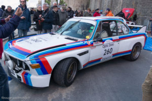 Tour Auto Optic 2000 de 2017 - BMW 3.0 CSL