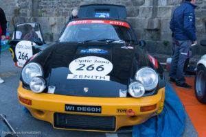 Tour Auto Optic 2000 de 2017 - Porsche 911 RSR 3.0l