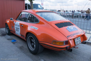 Tour Auto Optic 2000 de 2017 - Porsche 911 2.5l ST