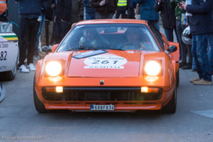 Tour Auto Optic 2000 de 2017 - Ferrari 308 Gr IV Michelotto