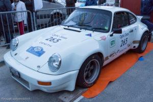 Tour Auto Optic 2000 de 2017 - Porsche 911 RS 3.0l