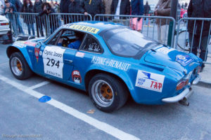 Tour Auto Optic 2000 de 2017 - Alpine Renault A 110 1800