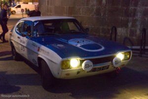 Tour Auto Optic 2000 de 2017 - Ford Capri 2600 RS