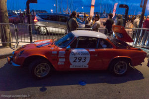 Tour Auto Optic 2000 de 2017 - Alpine Renault A 110 1800 S