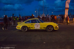 Tour Auto Optic 2000 de 2017 - Porsche 911 Carrera RS 2.7l