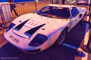 Tour Auto Optic 2000 de 2017 - Ford GT 40