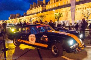 Tour Auto Optic 2000 de 2017 - Studebaker Coupé Champion