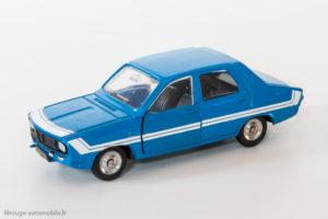 Renault 12 Gordini - Dinky Toys réf. 1424G - modèle produit en France