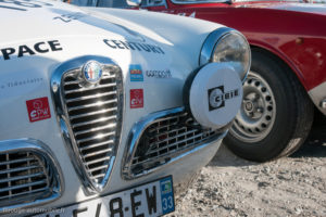 Tour Auto Optic 2000 de 2017 - Alfa Roméo Giulia Sprint Veloce