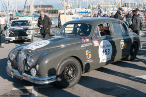 Tour Auto Optic 2000 de 2017 - Jaguar MK 1 3.4l