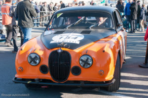 Tour Auto Optic 2000 de 2017 - Jaguar MK II
