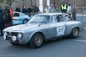 Tour Auto Optic 2000 de 2017 - Alfa Roméo Giulia Sprint GTA