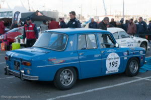 Tour Auto Optic 2000 de 2017 - Renault 8 Gordini