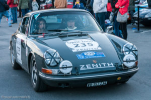 Tour Auto Optic 2000 de 2017 - Porsche 911 2.0l