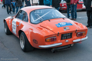 Tour Auto Optic 2000 de 2017 - Alpine Renault A110 1800