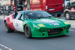 Tour Auto Optic 2000 de 2017 - De Tomaso Pantera