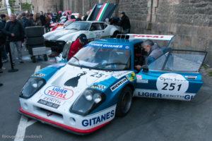 Tour Auto Optic 2000 de 2017 - Ligier JS 2 DFV