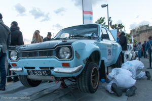 Tour Auto Optic 2000 de 2017 - Ford Escort 1600 RS