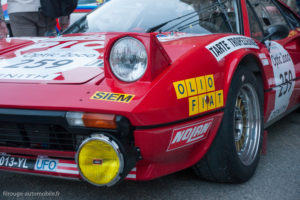 Tour Auto Optic 2000 de 2017 - Ferrari 308GTB Gr IV