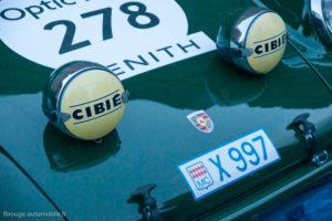 Tour Auto Optic 2000 de 2017 - Porsche 911 2.3l
