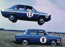 Renault 12 Gordini et Renault 8 Gordini