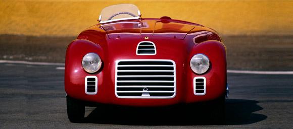 Ferrari 125 S - Réplique actuelle