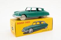 Dinky Toys de mon enfance - Editions Atlas - Le premier modèle, la Citroën DS 19