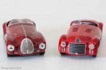 Auto Avio Costruzioni type 815 et Ferrari 125 S - IXO / Altaya