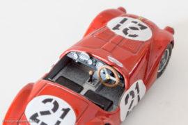 Ferrari 159 S de 1947 - Brumm réf. 183