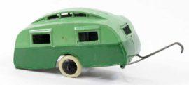 Caravane de camping - Dinky Toys anglais réf. 30 g