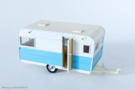 Caravane Caravelair Armagnac - Dinky Toys réf. 564