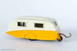 Caravane aérodynamique- Dinky Toys anglais réf.190.