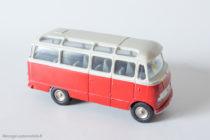 Petit car Mercedes-Benz - Dinky Toys France réf. 541