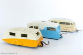 Caravanes Dinky Toys