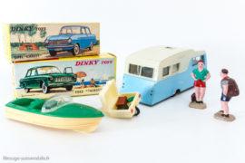 Les vacances avec Dinky Toys
