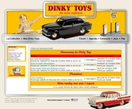 Dinky Toys de mon enfance - Editions Atlas - Le premier forum