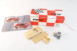 Ferrari 166 MM - Vainqueur des 24h du Mans 1949 - le kit Starter avant motage
